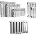 Типы и виды радиаторов отопления