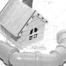 Проектирование системы водоотведения